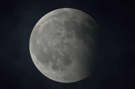 2015/04/04の皆既月食(部分食の様子)