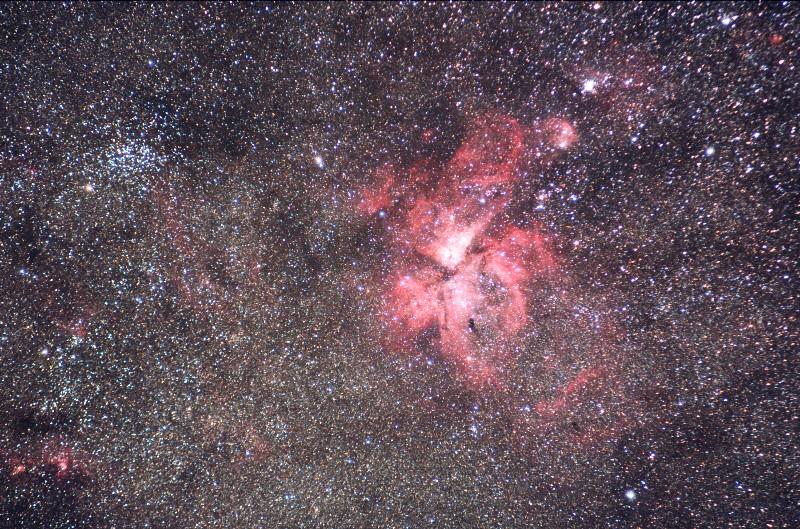 ηカリーナ星雲