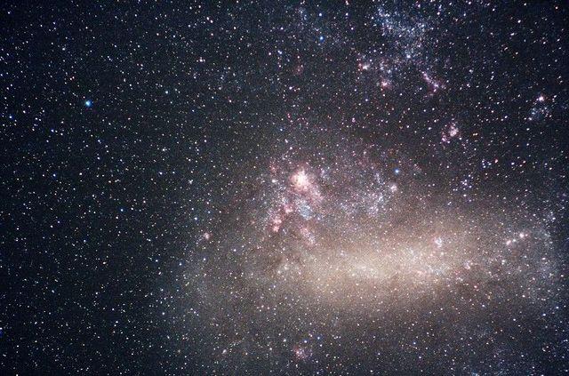 大マゼラン星雲のHⅡ領域