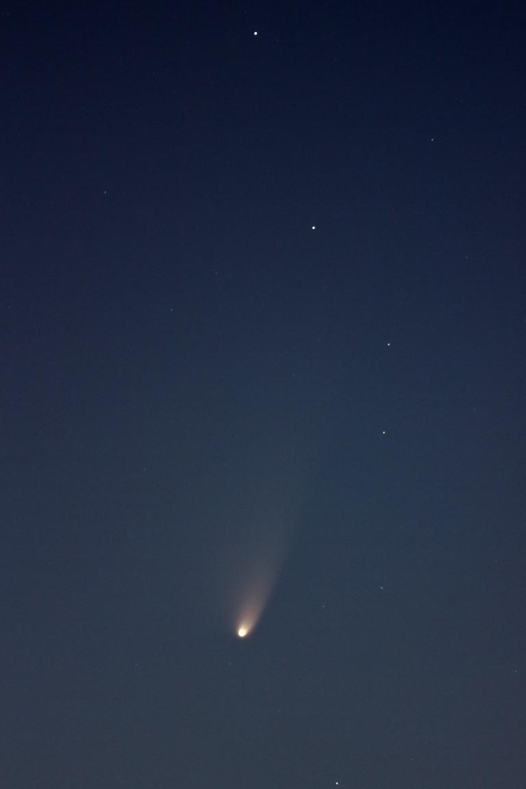 2013/03/21のパンスターズ彗星(FSQ-106)