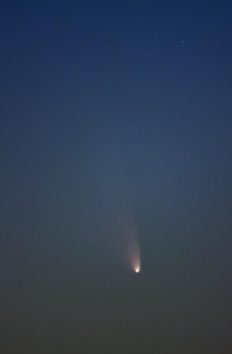2013/03/15のパンスターズ彗星(FSQ-106)