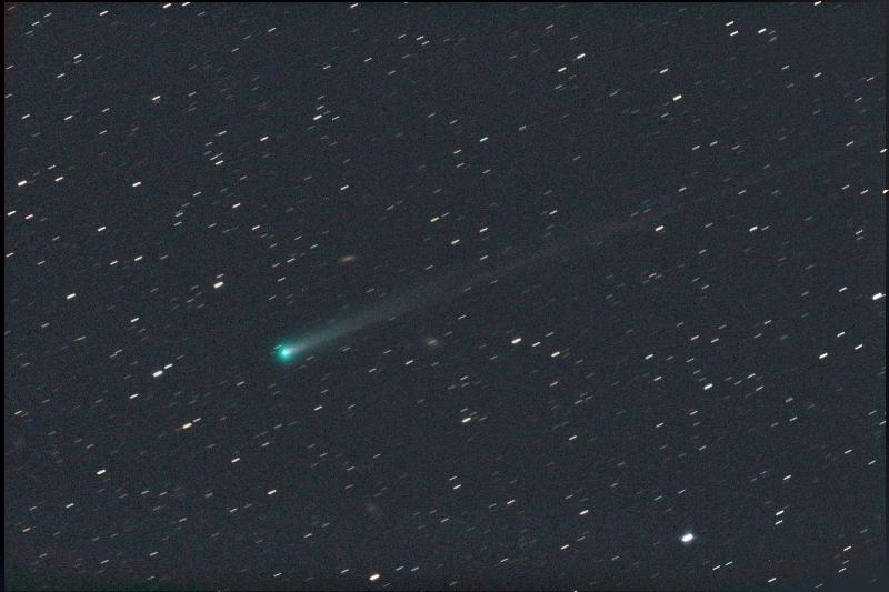 11/14のアイソン彗星