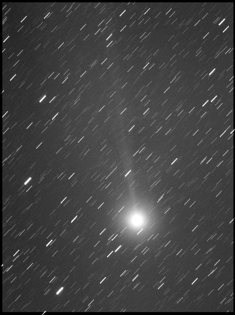 2014/12/27のラブジョイ彗星(ε-160+QHY9)