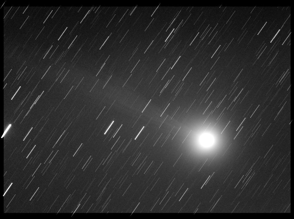 2015/01/07のラブジョイ彗星(ε-160+QHY9)