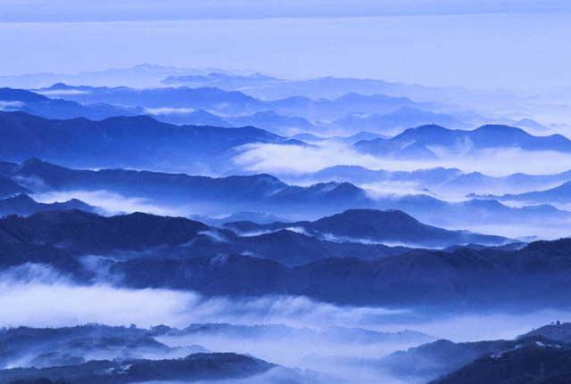 赤城山 天望台より
